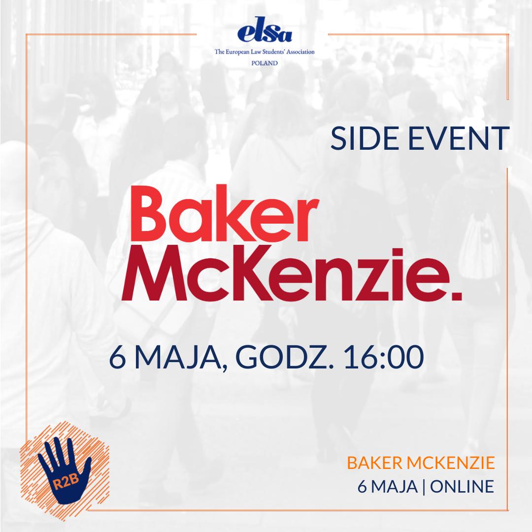 Side event – Baker
